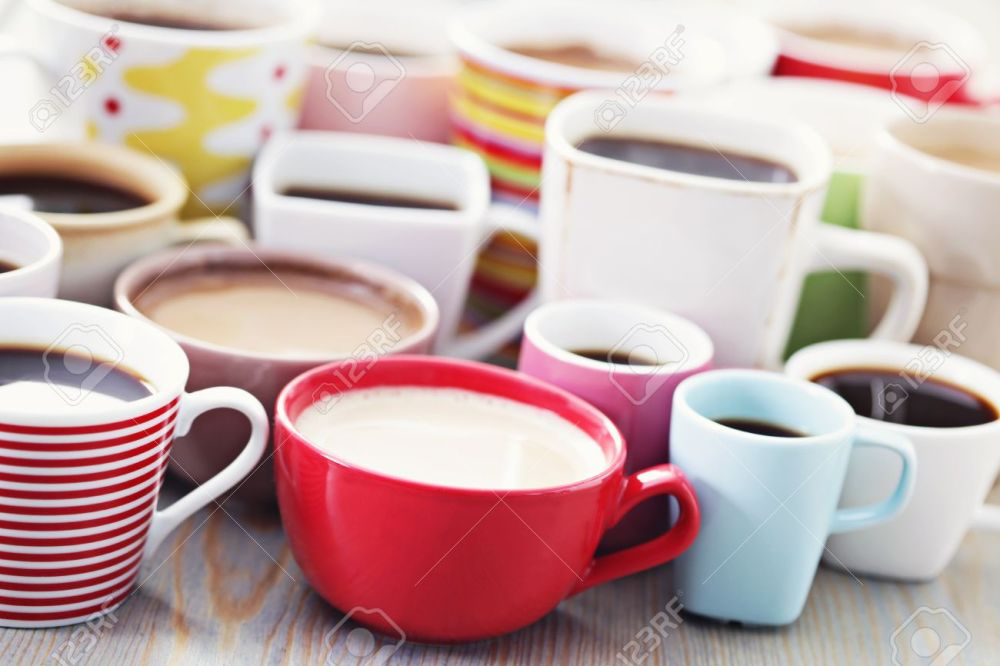 12391841-lots-of-coffee-in-different-cups-coffee-time-Stock-Photo