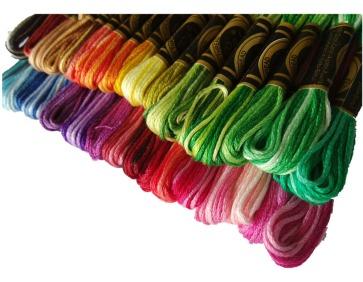 Free-shipping-similar-DMC-color-variation-variegated-font-b-cotton-b-font-font-b-embroidery-b