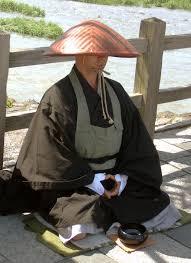 index feudal japan monk