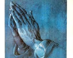 index praying hnds