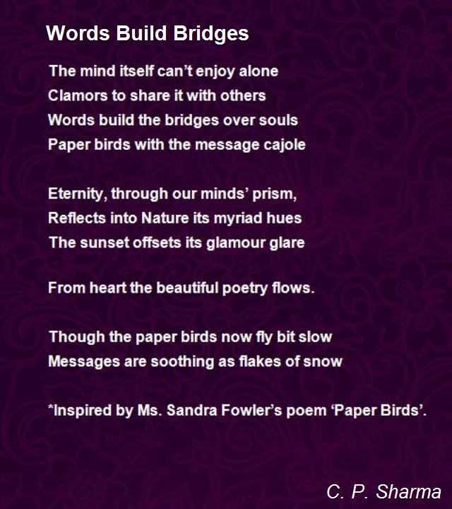 words-build-bridges