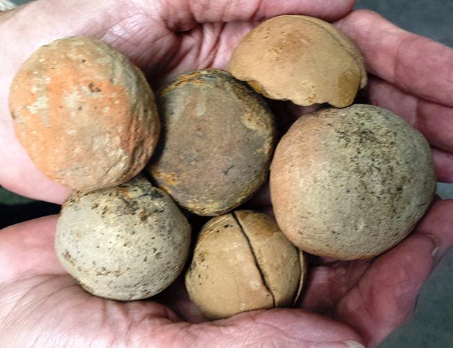 clay-balls