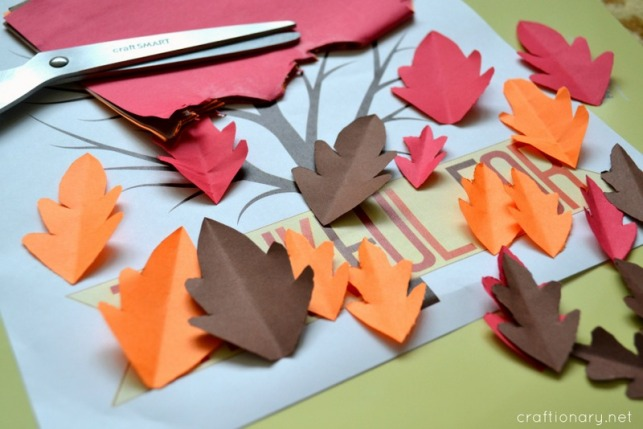 thankful-tree-paper-leaves