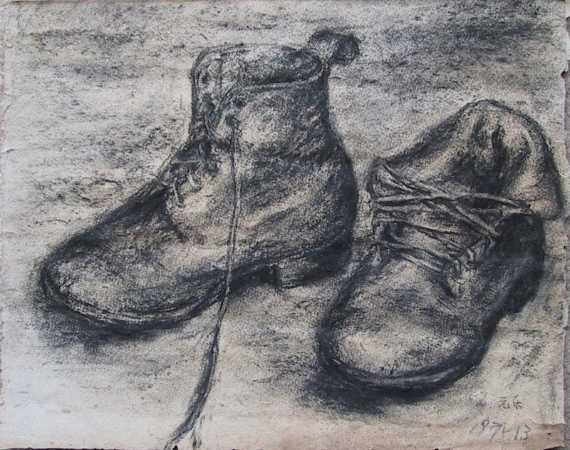 14374081-oldshoes