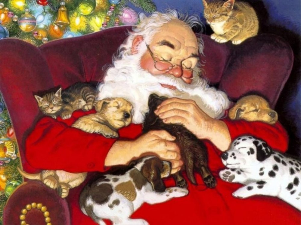 santa-with-puppies-and-kittens-christmas-9348168-1024-768