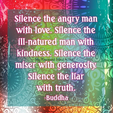 silence-the-angry-man-with-love