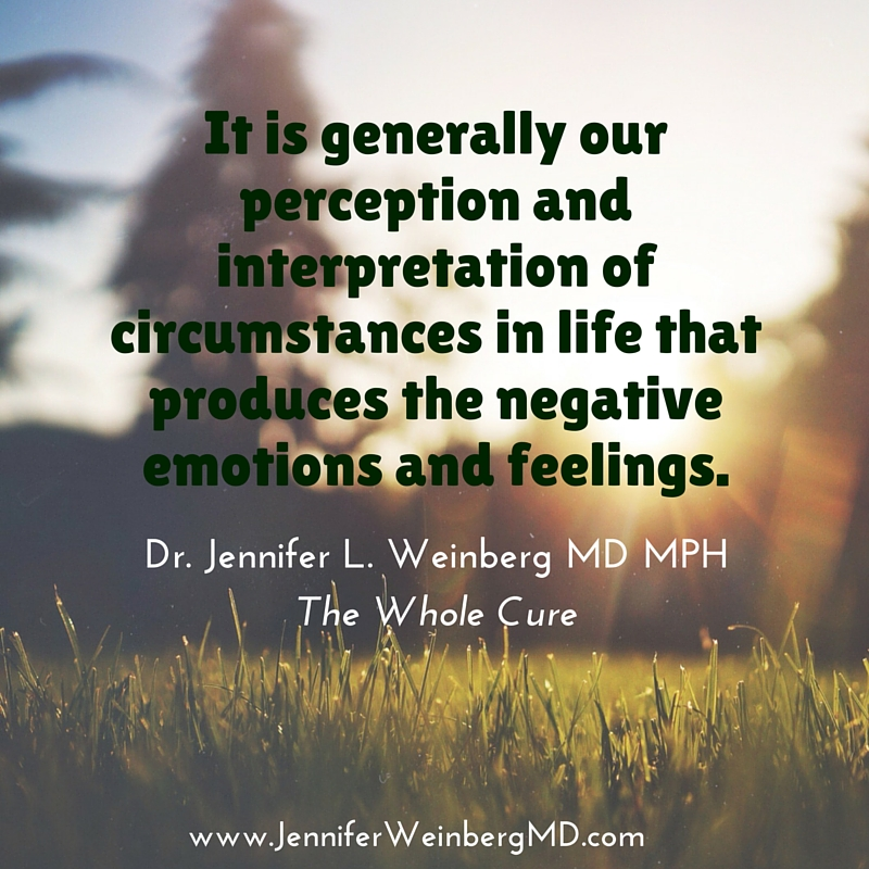 it-is-generally-our-perception-and-interpretation