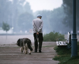 the_old_man_and_his_dog