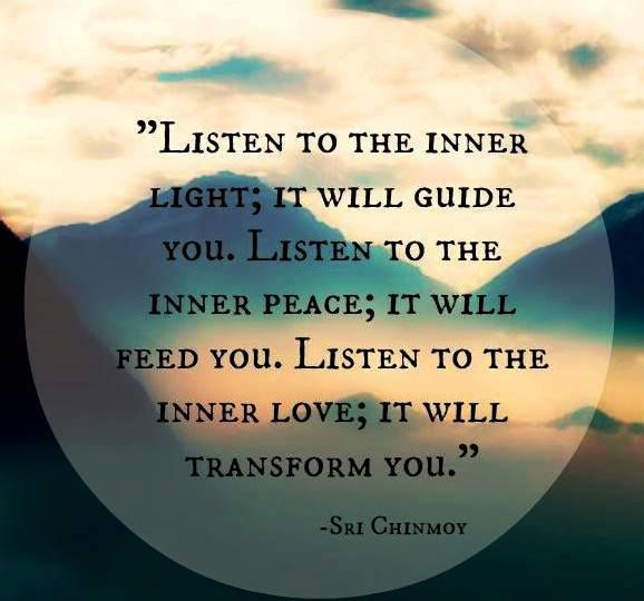 Image result for inner light quotes
