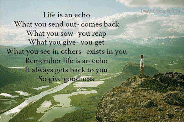 life-is-an-echo
