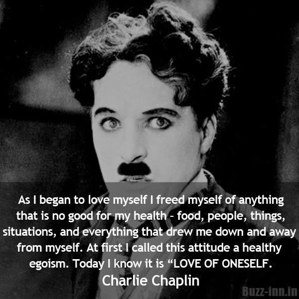 Famous Quotes By Charlie Chaplin: WISDOM QUOTES: From CHARLIE CHAPLIN