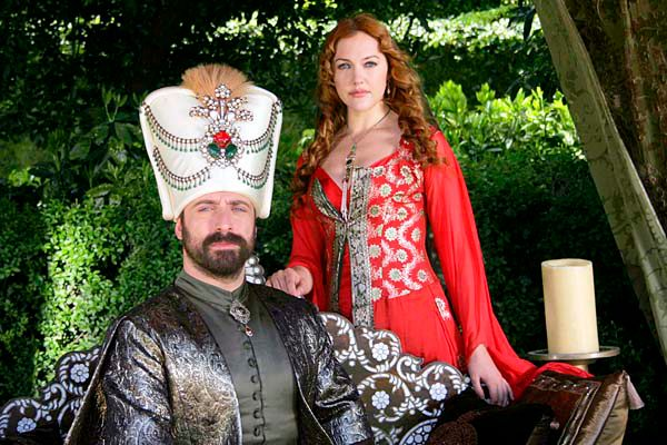 Image result for roxelana hurrem sultan magnificent century