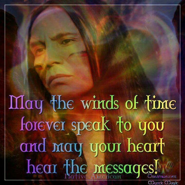 Honoring Someone Who Has Died Quotes: NATIVE AMERICAN WISDOM QUOTES (#2