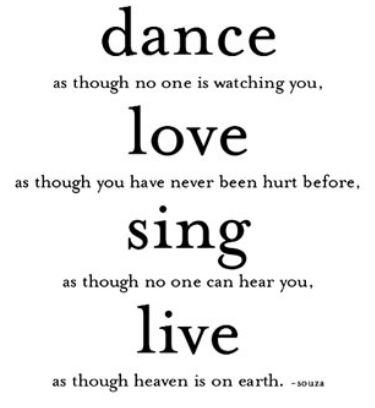 Poems To Make You Think Slow Dance Your Life