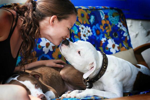 dog-human-kiss