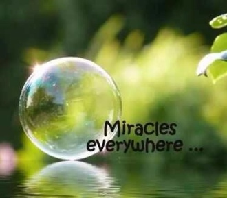 Image result for miracles everywhere