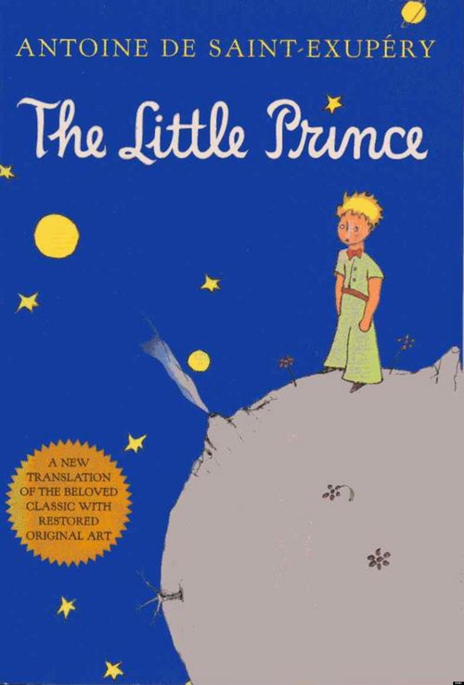 Wise quotes from the Little Prince