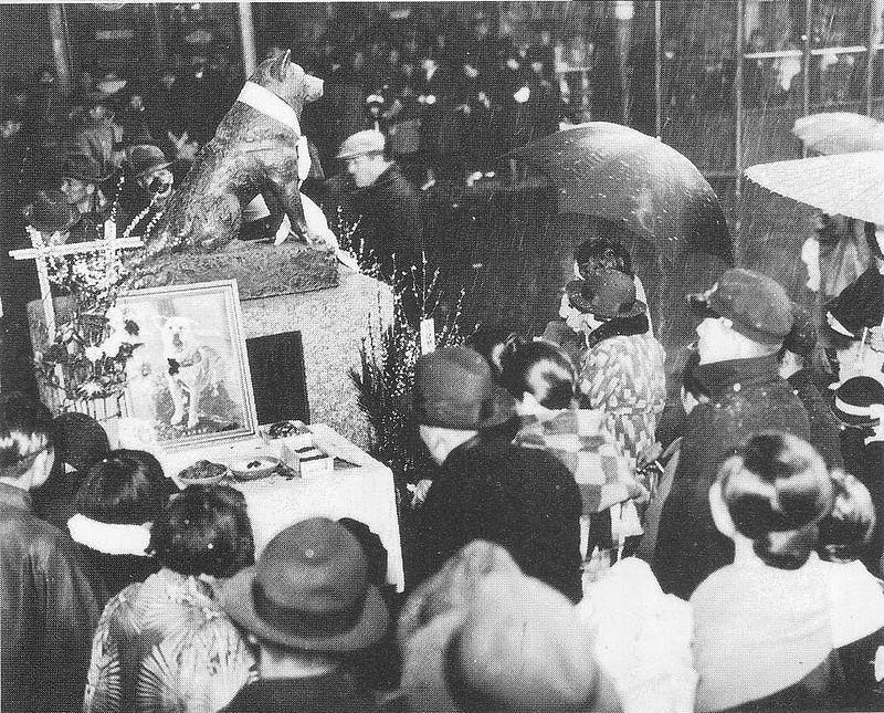 One_anniversary_of_Hachiko_19360308_Scan10038