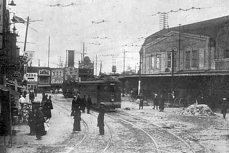 Shibuya_Station_in_Pre-war_Showa_era