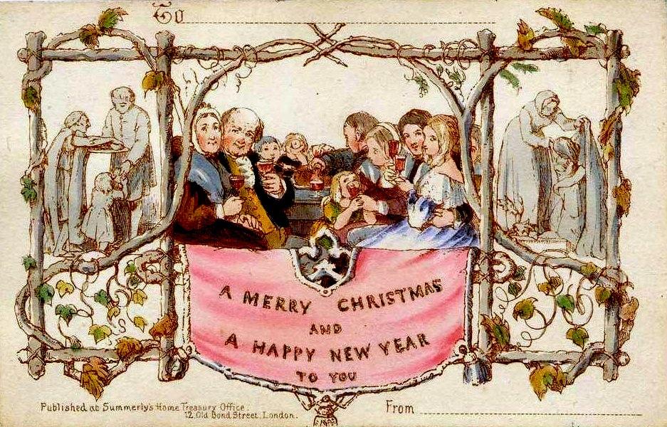 Firstchristmascard