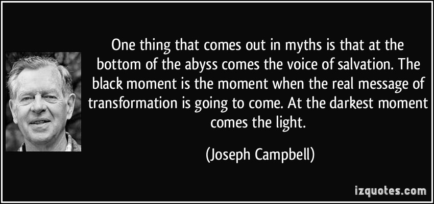 gems of wisdom quotes from  joseph campbell  1904