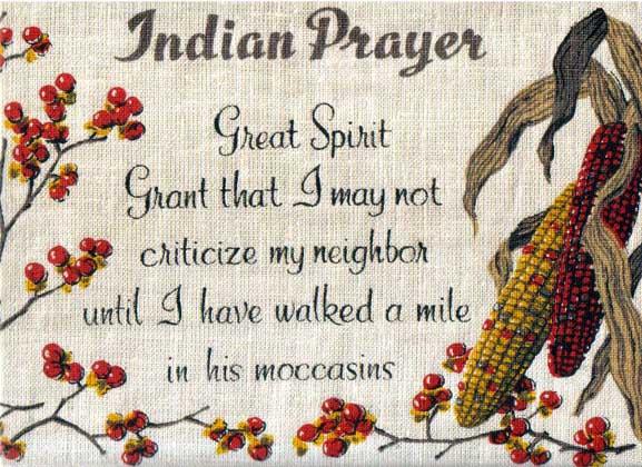 Indianprayer