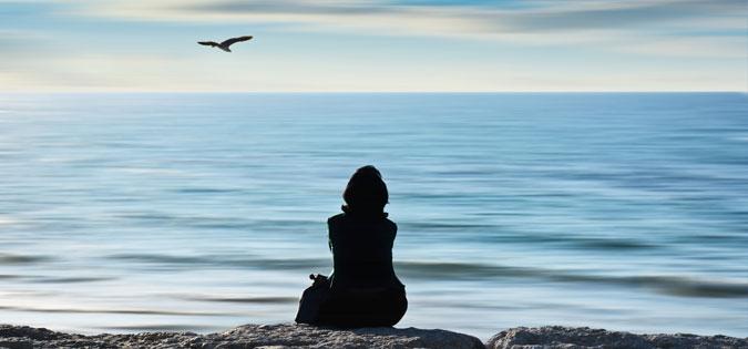 contemplation-seaside