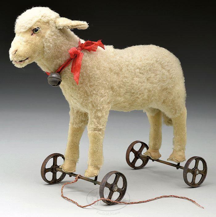 241173513692e16cffd438831cf8ed8e--putz-lamb