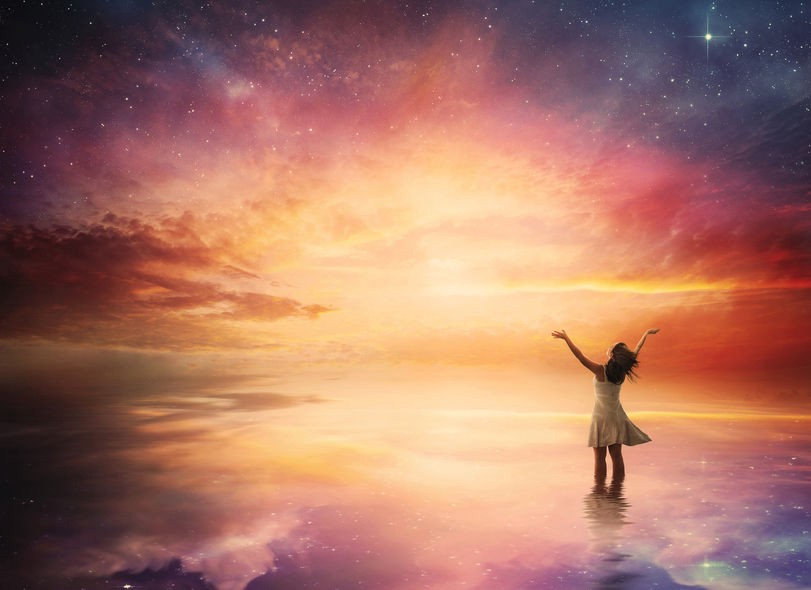 """SPIRITUAL POEMS: """"To reach Pure Bliss"""" by Margaret Jang"""