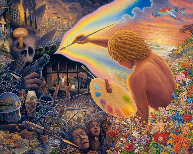 shaman-reality