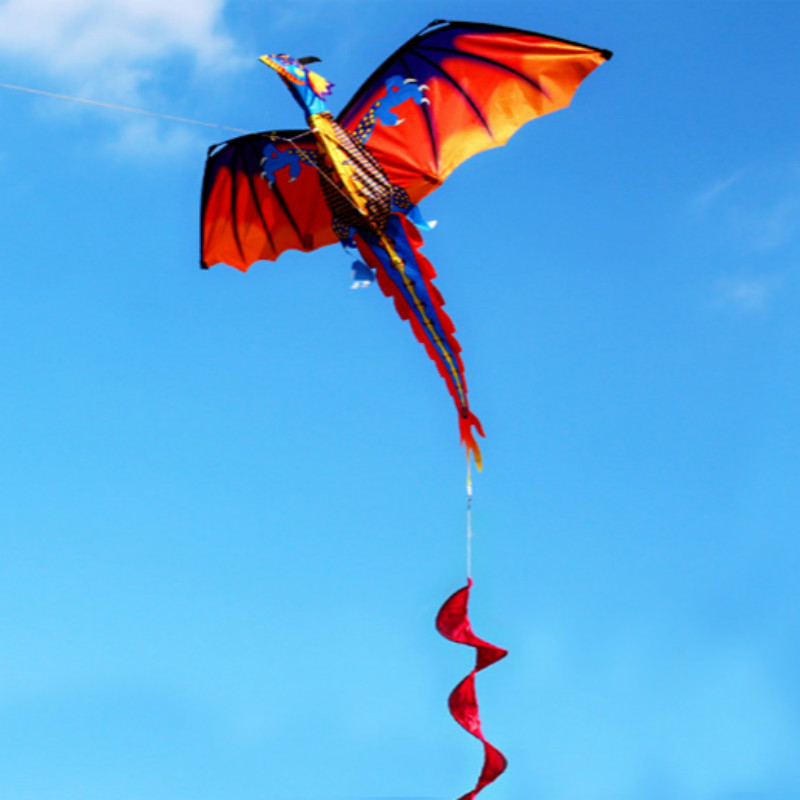 2017-Creative-stereo-Dragon-Kite-With-Kite-Line-Outdoor-Sports-Kite-For-Children-and-Adults-Easy-2