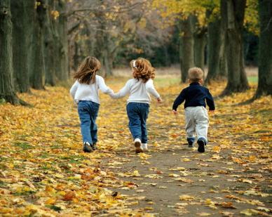 istock-000001977162xsmall-3-kids-walking-in-leaves