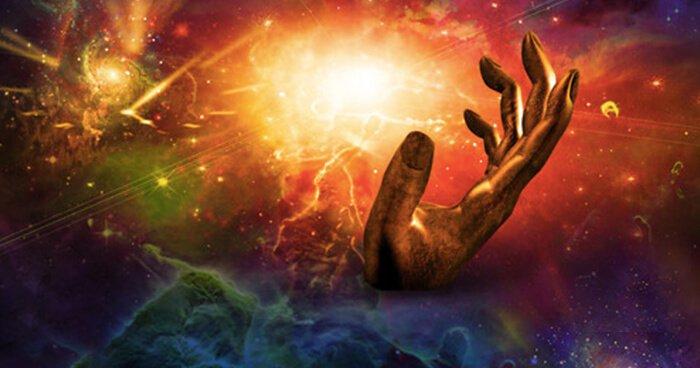 galaxy-hand