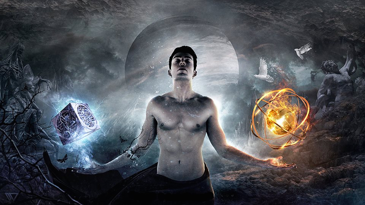 """Enlightone: MYSTIC POEMS: """"Between The Conscious And The Unconscious"""